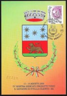 Italia/Italie/Italy: Stemma Comunale, Municipal Coat Of Arms, Blason Municipal - Covers
