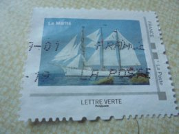 LE MARITE (2019) - Used Stamps