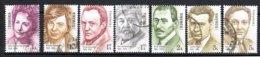 2018 - ROMANIA - PERSONAGGI FAMOSI - FAMOUS PEOPLE. USATO / USED. - 1948-.... Repubbliche