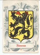 FLEURUS - Blason - Fleurus