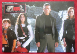 6 Photos Du Film Spy Kids 2 (2002) – Banderas - Albums & Collections