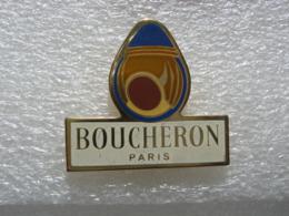 Pin's Boucheron® Paris, Joaillier Et Horloger - Pin