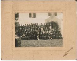 MAULEON  - PHOTOGRAPHIE ORIGINALE De A. BION à Mauléon  - PHOTO MARIAGE - Lieu à Identifier - VOIR SCANS - Mauleon Licharre