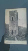 CPA - 299. PEYRUSSE  - Ruines Du Vieux Château - France