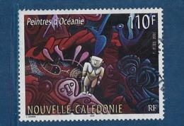 """Nle-Caledonie YT 846 """" Tableau """" 2001oblitéré - Neukaledonien"""
