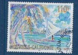 """Nle-Caledonie YT 853 """" Tableau """" 2001 Oblitéré - Neukaledonien"""