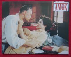Photos Du Film Amok (1993) - Fanny Ardant - Albums & Collections