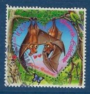 "Nle-Caledonie YT 864 "" Saint-Valentin "" 2002 Oblitéré - Neukaledonien"