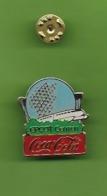 PIN' S COCA COLA  .Epcot Center. - Coca-Cola