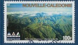 """Nle-Caledonie YT 880 """" Année De Ma Montagne """" 2002 Oblitéré - Neukaledonien"""