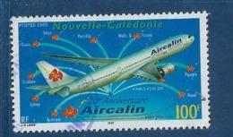 "Nle-Caledonie YT 902 "" Aircalin "" 2003 Oblitéré - Neukaledonien"