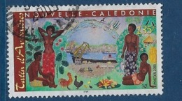"""Nle-Caledonie YT 907 """" Tableau """" 2003 Oblitéré - Neukaledonien"""