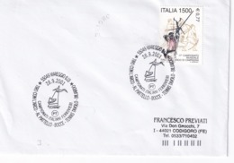 Italy 1980 Card: Sailing , Segeln; Archery, Table Tennis, Bowling, Biliard, Birds; Chamionship Of Railway Workers - Sailing