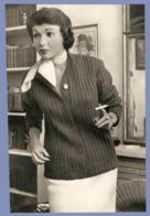 COUPURE De PRESSE 1955 - 16 X 24 Cm - ACTRICE COMÉDIENNE FRANCOISE ARNOUL - Other Collections