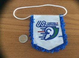 Fanion «US CRÉTEIL LUSITANOS» (football) - Apparel, Souvenirs & Other