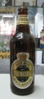 AC - TUBORG BEER VINTAGE BOTTLE Production Date : September 2001 Expiry Date : September2002 FROM TURKEY FOR SECURITY - Beer