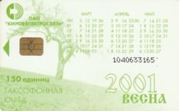 PHONE CARD RUSSIA KIROELECTROSVYAZ KIROV (E54.14.2 - Rusland