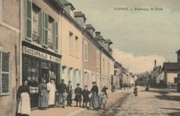 FISMES  Faubourg De Vesle - France