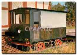 CPM Draisine Billard No.106 En Gare D'ASpach - Eisenbahnen