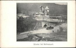 10965015 Kalimanesti Kloster Bruecke Kalimanesti - Roumanie