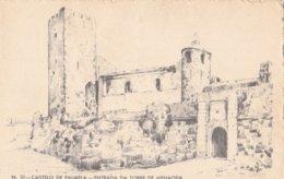 Portugal- Castelo De Palmela - Lisboa