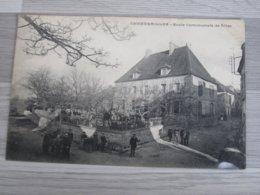 CHENERAILLES, ECOLE COMMUNALE DE FILLES - Chenerailles