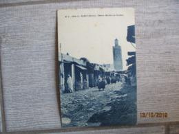 "Carte Postale ""RABAT"" - Rabat"
