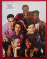 4 Photos Du Film Hangin' With The Homeboys (1991) - Doug - Albums & Collections