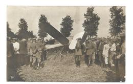 BAPAUME AVION ABATTU PAR LES ALLEMANDS 16/09/1916 AVIATION WW1 /FREE SHIPPING REGISTERED - Aviation