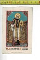 MAP 046 - S. FRANCISCUS SALESIUS - Images Religieuses