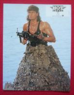 12 Photos Du Film Hot Shots ! 2 (1993) - Sheen - Albums & Collections