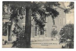 CHAMPAGNE AU MONT D'OR - Valombreuse - Sin Clasificación