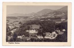 1939 YUGOSLAVIA, SLOVENIA, ROGAŠKA SLATINA TO ZAGREB,CROATIA, ILLUSTRATED POSTCARD,  USED - Yugoslavia