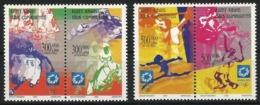 Turkish Republic Of Northern Cyprus 2004 MNH - Athens Olympic Games - Cyprus (Turkey)