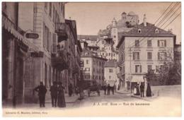 SION - Rue De Lausanne - VS Valais