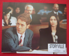 8 Photos Du Film Storyville (1992) - Mark Frost - Albums & Collections
