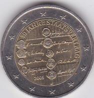 AUTRICHE - 2 Euro  2005 - Commemorative - SUP - Austria