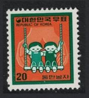 Korea Family Planning 1v MNH SG#1364 - Corea Del Sur