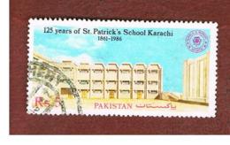 PAKISTAN  -  SG 706  -  1987 ST. PATRICK' S SCHOOL, KARACHI -  USED ° - Pakistan
