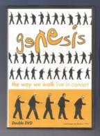 DVD GENESIS THE WAY WE WALK LIVE IN CONCERT (2 DVD) - Concerto E Musica