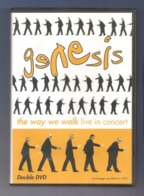 DVD GENESIS THE WAY WE WALK LIVE IN CONCERT (2 DVD) - Concert & Music