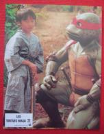 12 Photos Du Film Les Tortues Ninja 3 (1992) - Albums & Collections