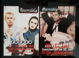 Rosenstols Lot De 2 Carte Postale - Publicidad