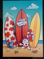 Hawaiian Punch Carte Postale - Publicidad