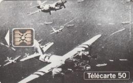 FRANCIA. 50th Anniversary Of Landings And The Liberation Of France. Debarquement Marauders B26. 0475. 06/94. (304). - Armada