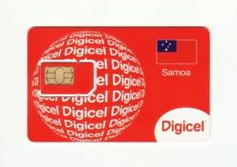 SAMOA Digicel GSM SIM MINT - Samoa