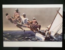 Samling Carte Postale - Publicidad