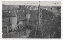 CHARLIEU EN 1919 - N° 57 - ANCIEN PRIEURE - CPA VOYAGEE - Charlieu