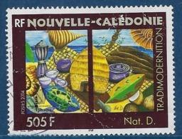 """Nle-Caledonie YT 935 """" Tableau """" 2004 Oblitéré - Nouvelle-Calédonie"""