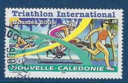 "Nle-Caledonie YT 940 "" Triathlon "" 2005 Oblitéré - Neukaledonien"